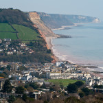 Sidmouth from afar