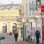 Sidmouth town centre